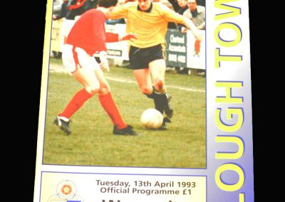 Wycombe v Slough 13.04.1993