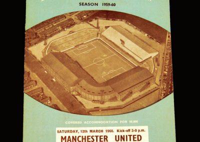 Man Utd v Man City 12.03.1960 (Friendly)