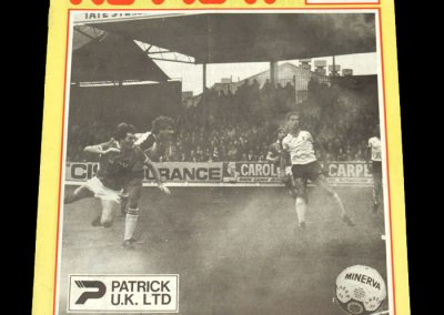 Middlesbrough v Rotherham 30.10.1982