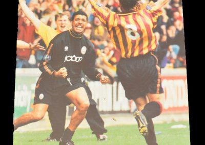 Middlesbrough v Bradford City 23.07.1997 - Friendly