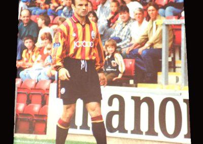 Middlesbrough v Bradford 13.09.1997