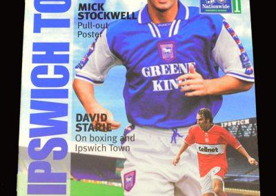 Middlesbrough v Ipswich 02.12.1997