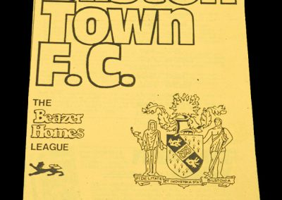 Wolves v Bilston 07.1987 (Friendly)