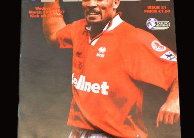 Middlesbrough v Blackburn 19.03.1997