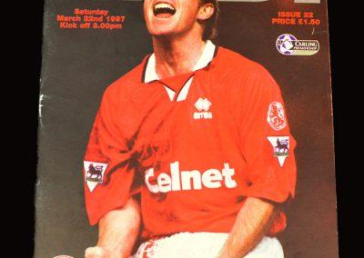 Middlesbrough v Chelsea 22.03.1997