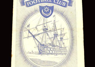 Portsmouth v Cardiff 28.11.1959