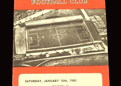 Swindon v Coventry 16.01.1960