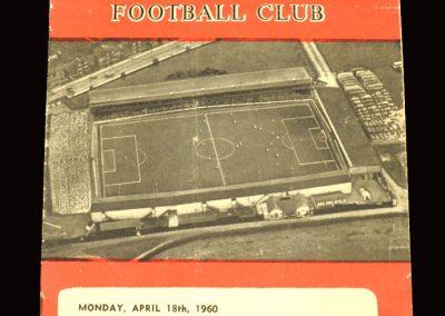 Swindon v Tranmere 18.04.1960