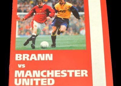 Man Utd v SK Brann 04.08.1998 - Friendly (Norway Cup)