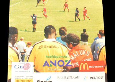 Man Utd - Anoz Cup 21-24.05.1999