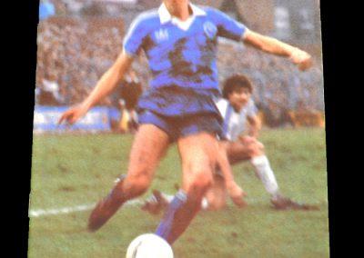 Everton v Brighton 06.02.1982