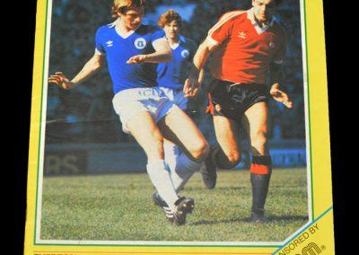 Everton v Leeds 04.05.1982