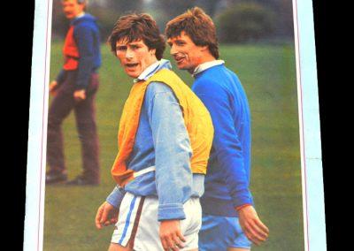 Everton v Aston Villa 15.05.1982