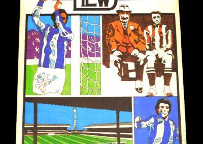 Man Utd v West Brom 14.09.1974