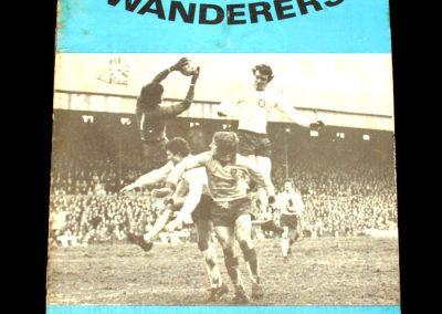 Man Utd v Bolton 08.03.1975
