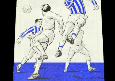 Hull v Huddersfield 23.12.1972