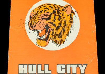 Hull v Middlesbrough 26.12.1972