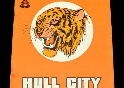 Hull v West Ham 03.02.1973 - FA Cup 4th Round