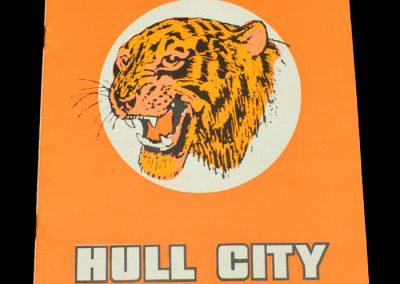 Hull v Brighton 02.03.1973