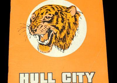 Hull v Luton 10.04.1973