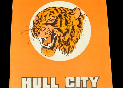 Hull v Huddersfield 23.04.1973