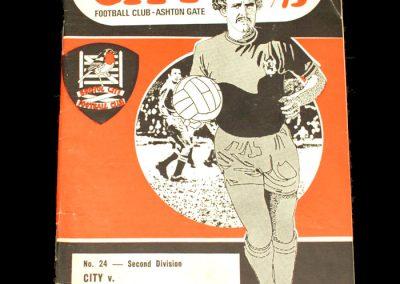 Hull v Bristol City 28.04.1973