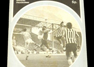 Man Utd v Man City 06.11.1971