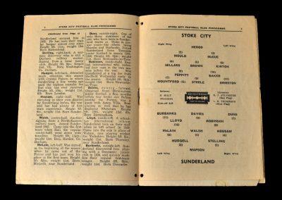 Stoke v Sunderland 17.05.1947