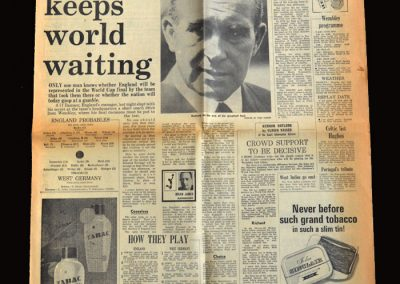 Daily Mail 30.07.1966