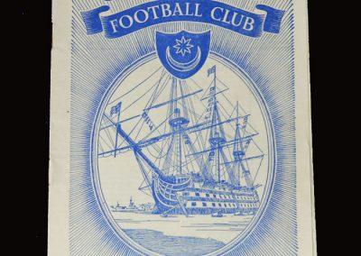 Man Utd v Portsmouth 16.04.1958