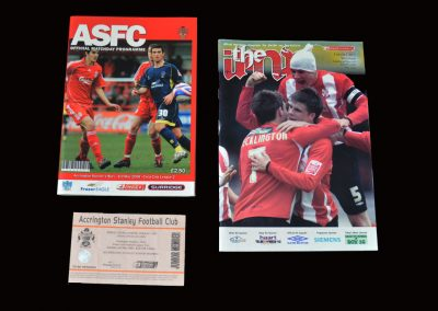 Accrington v Bury 03.05.2008 | Lincoln v Wrexham 03.05.2008 (Just in case you thought it could never happen again)