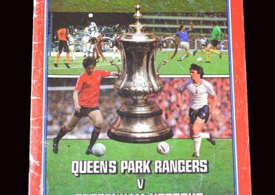QPR v Spurs 22.05.1982 - FA Cup Final