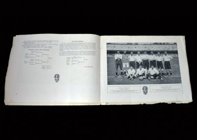 England win Olympic Title 04.07.1912