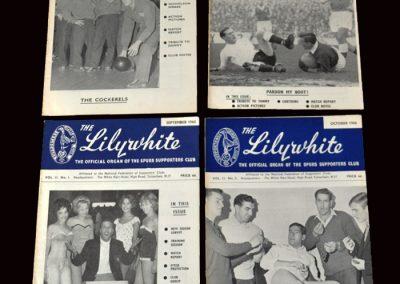 The Lilywhite - September 1960 - December 1960
