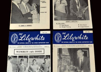 The Lilywhite - May 1961 - August 1961