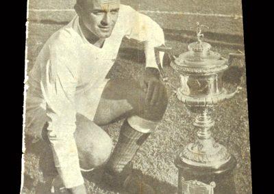 Real Madrid Magazine October 1954