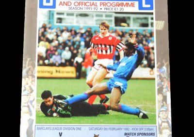 Oldam v Leeds 08.02.1992 (Debut for Leeds)
