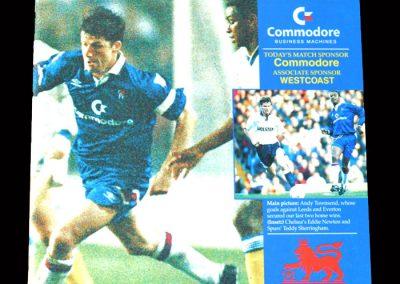 Man Utd v Chelsea 19.12.1992 (1st Goal for Man Utd)