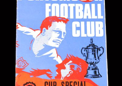 West Brom v Portsmouth 09.03.1968 - FA Cup 5th Round