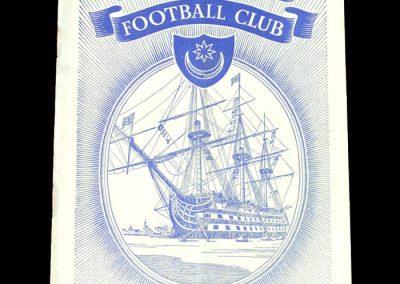 Arsenal v Portsmouth 19.04.1954