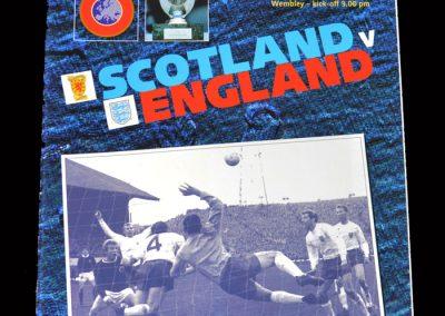 England v Scotland 15.06.1996