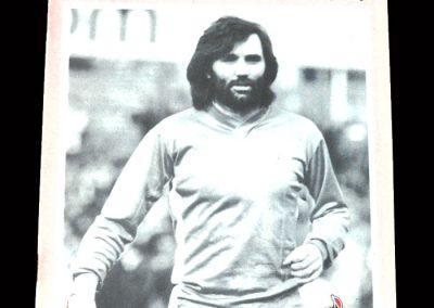 Bournemouth v Leyton Orient 02.04.1983
