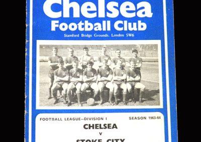Stoke v Chelsea 05.10.1963