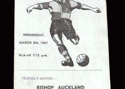 Bishop Aukland v Port Vale 08.03.1967