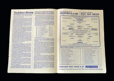 Chelsea v Arsenal 18.03.1950 - FA Cup Semi Final