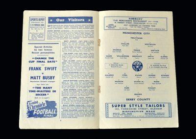 Man City v Derby 22.04.1950