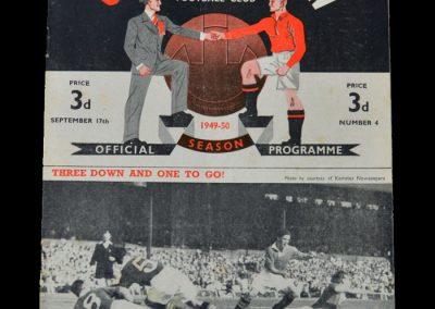 Man Utd v Stoke 17.09.1949