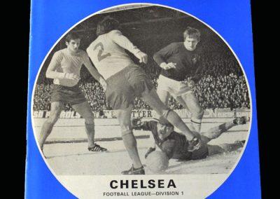 Everton v Chelsea 28.03.1970