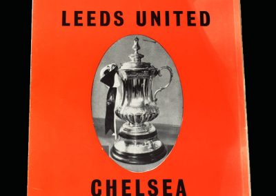 Chelsea v Leeds 29.04.1970 - FA Cup Final Replay (Pirate)