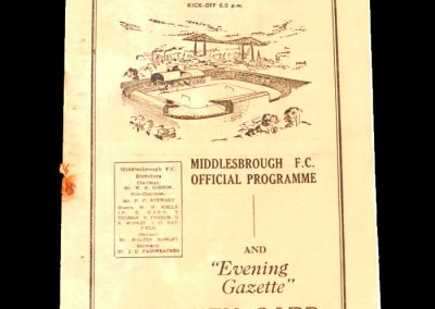 Bishop Auckland v Crook 22.04.1954 - FA Amateur Cup Final 2nd Replay